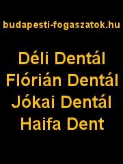 Budapesti fogászatok